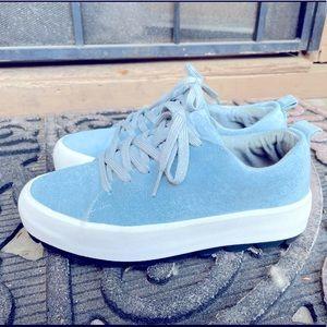 Zara Women Wedges Pantshoes Casual Shoes
